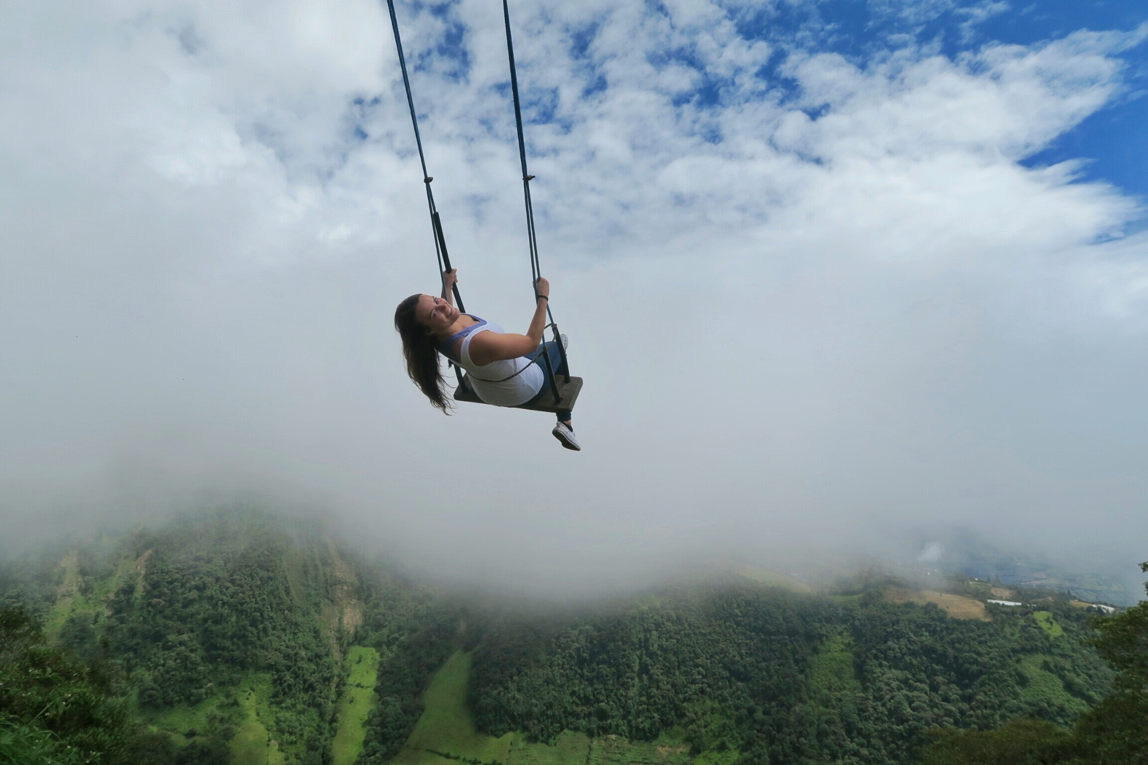 Casa del Arbol (The swing at the end of the world)