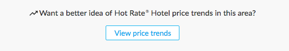 Hotwire Price Trends