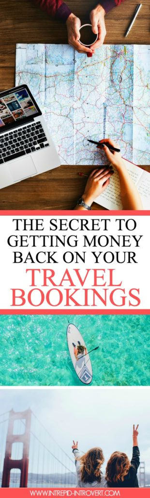 If you do a lot of your travel bookings online then you need to know this one amazing TRAVEL HACK! Its all about how to get a percentage of your online booking purchases back... So you can save up to 40% on travel bookings... Yeeeyaaa!