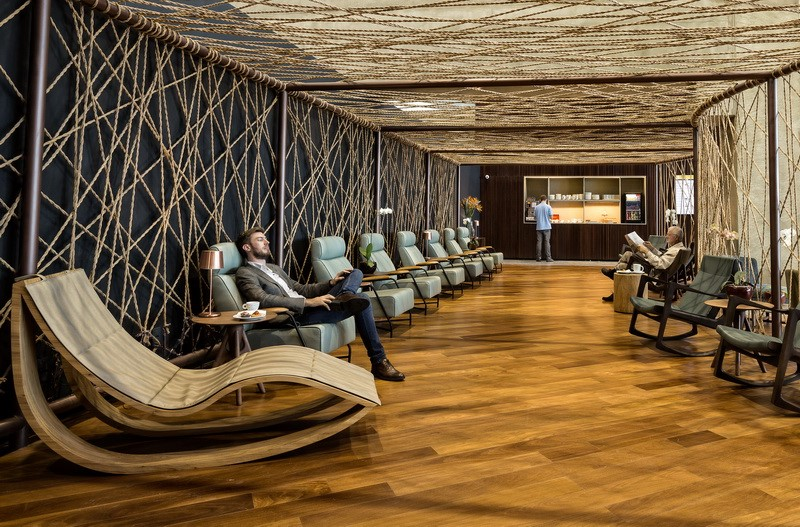 Star Alliance Lounge Priority Pass