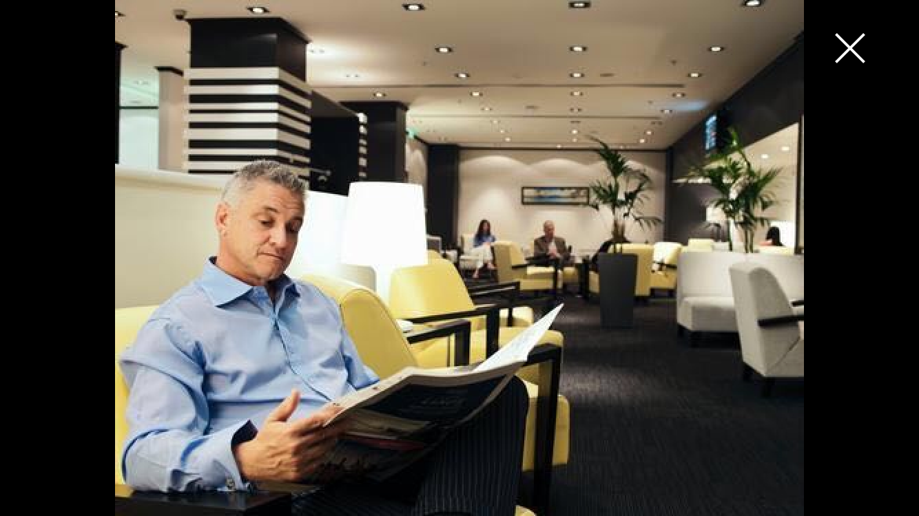 Emperor Lounge AKL Priority Pass