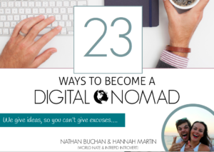 23 ways to become a digital nomad