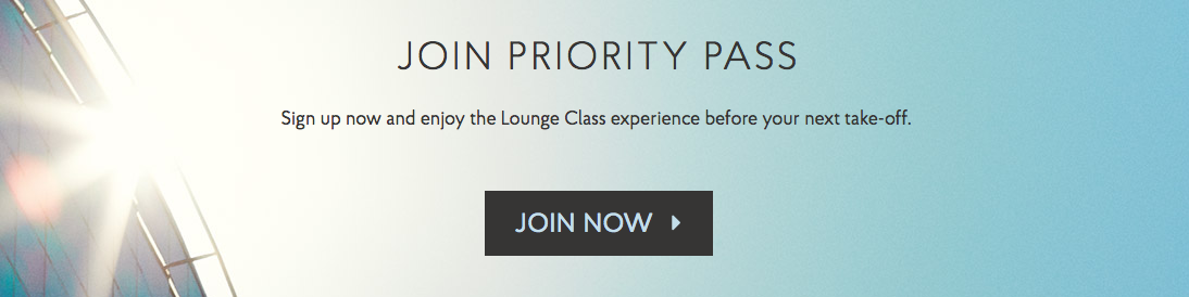 Join Priority Pass