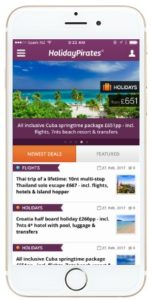 Holiday pirates app best travel apps 2017