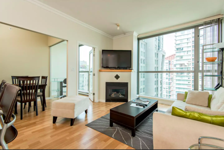 yaletown apartment vancouver canada airbnb Favourite Airbnb Stays