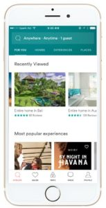 airbnb app best travel apps 2017
