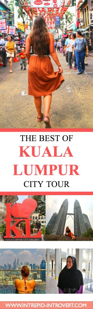 When in Kuala Lumpur, Malaysia why not do a city tour? It's the best way to discover a new city... Especially when your tour guide is a local. Read the post on how to find a local tour guide in Kuala Lumpur!