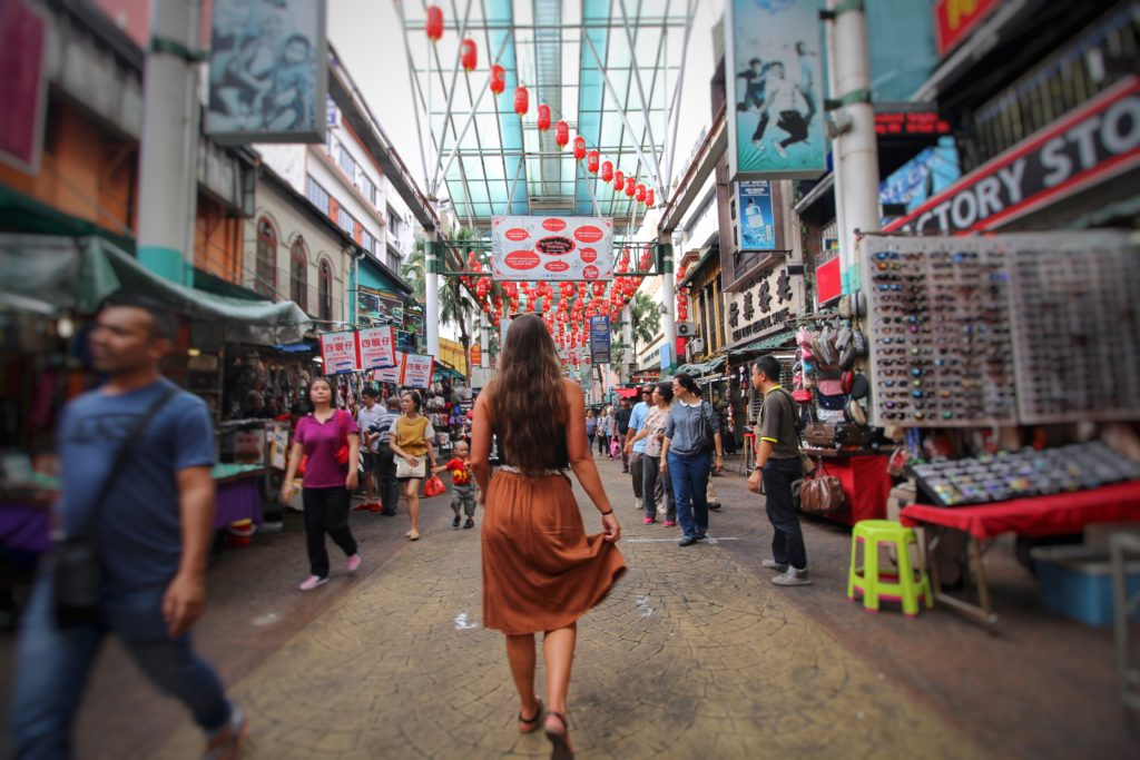 The best of Kuala Lumpur city tour with 'WithLocals' app. This was in the amazing China Town of KL.... Nestled amongst the bustling city! Click to read my blog post about the tour!