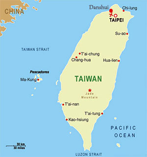 Taiwan travel for digital nomads intrepid introvert taiwan travel map taiwan travel for digital nomads sciox Choice Image