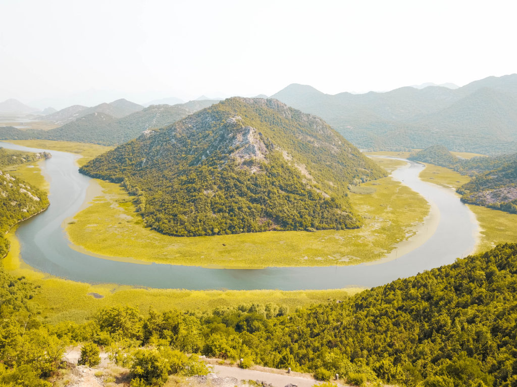 Skadar Lake lookout
