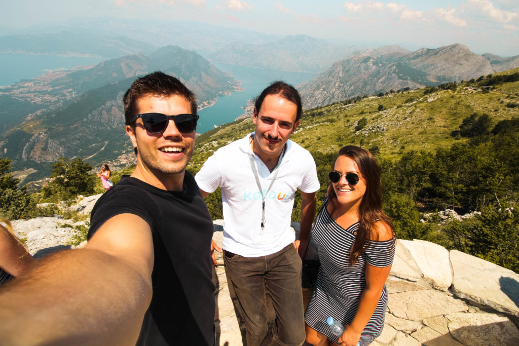 Lovcen and skadar lake tour with Kotour travel agency