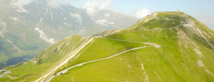 Austria Road Trip Itinerary Glossglockner high alpine road