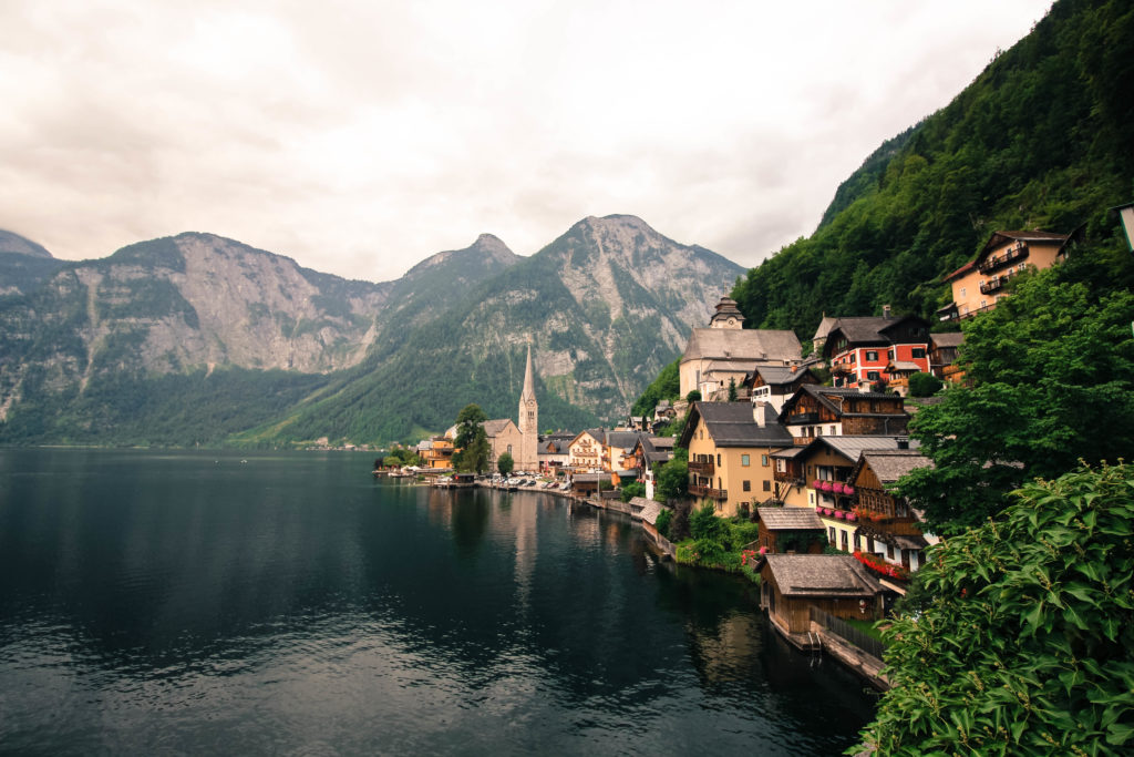 Europe's cutest towns: Hallstatt Austria