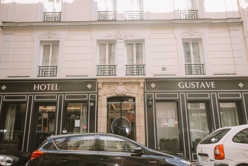 hotel gustave review
