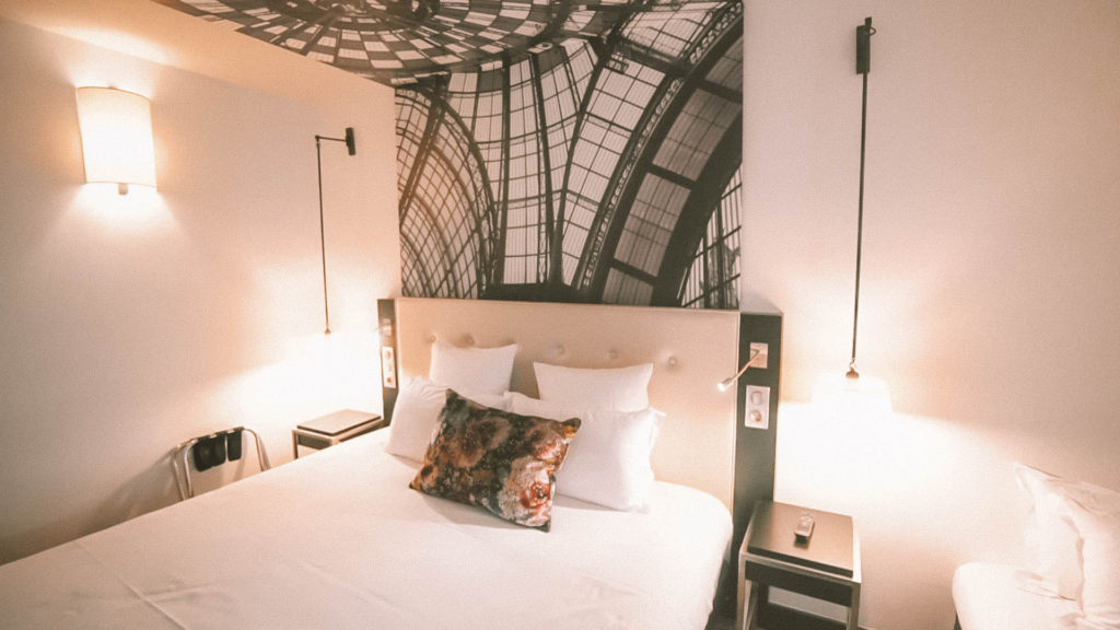 Hotel Gustave review paris