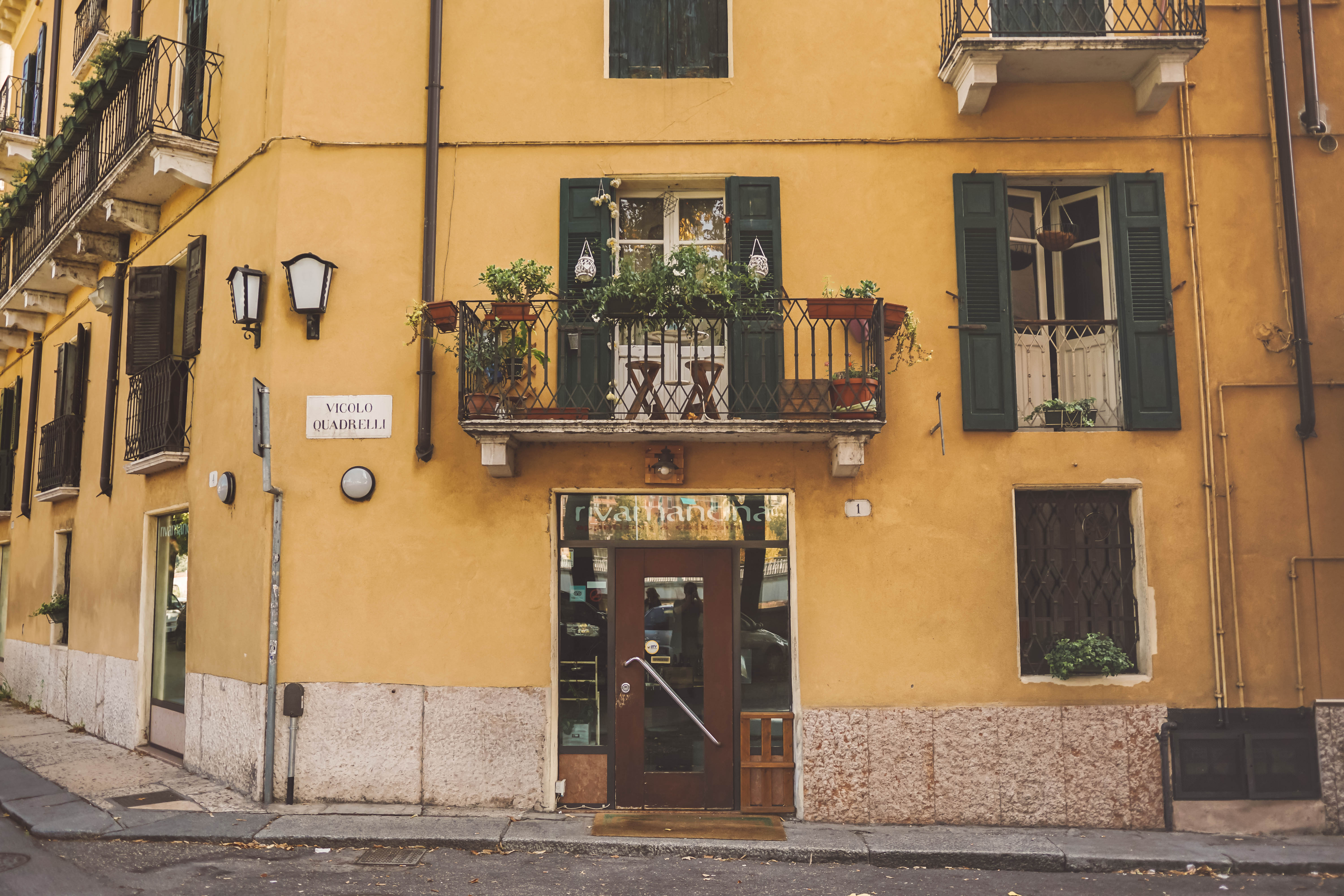 Verona Old Town