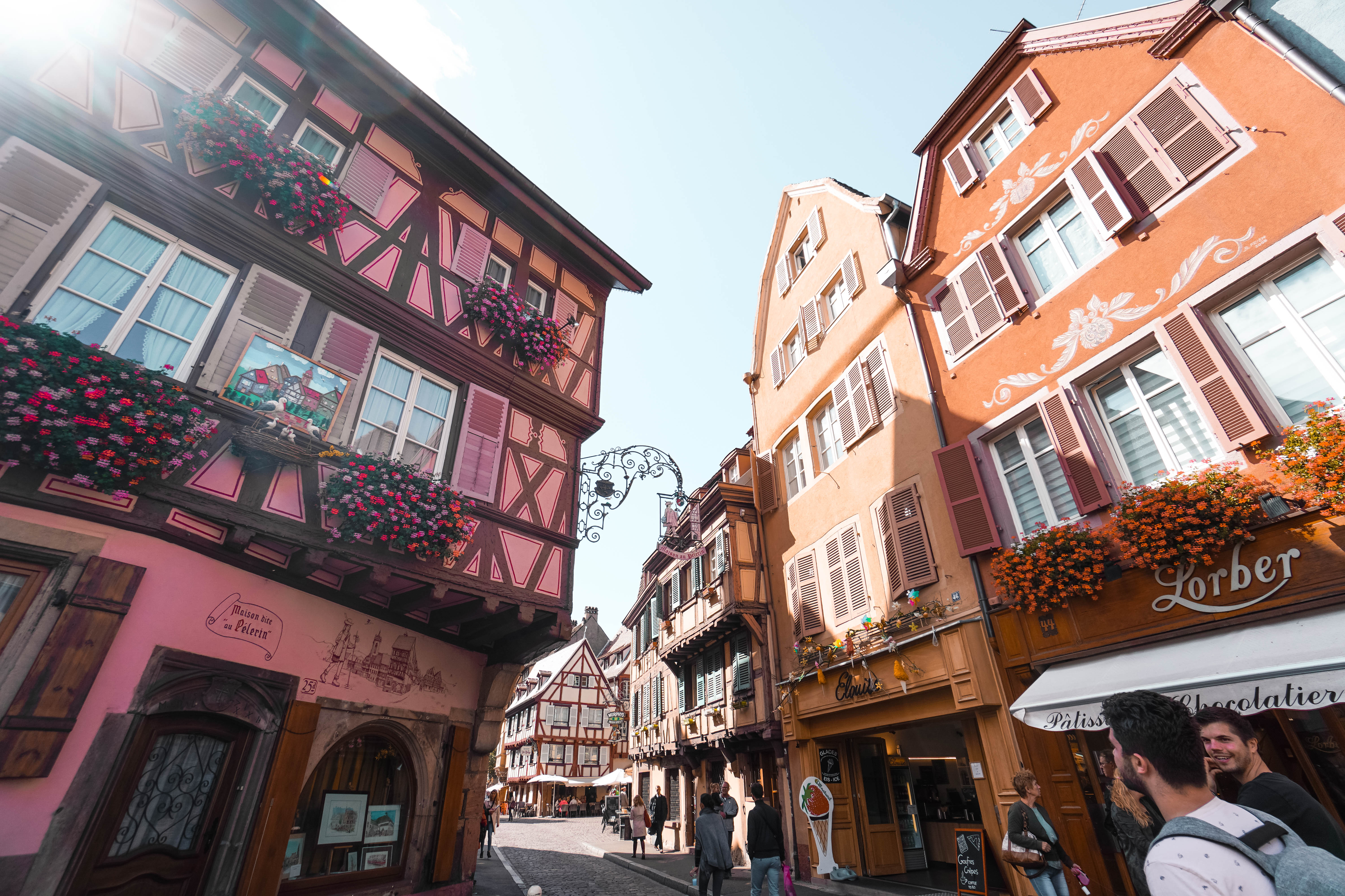 Intrepid Introvert Colmar France