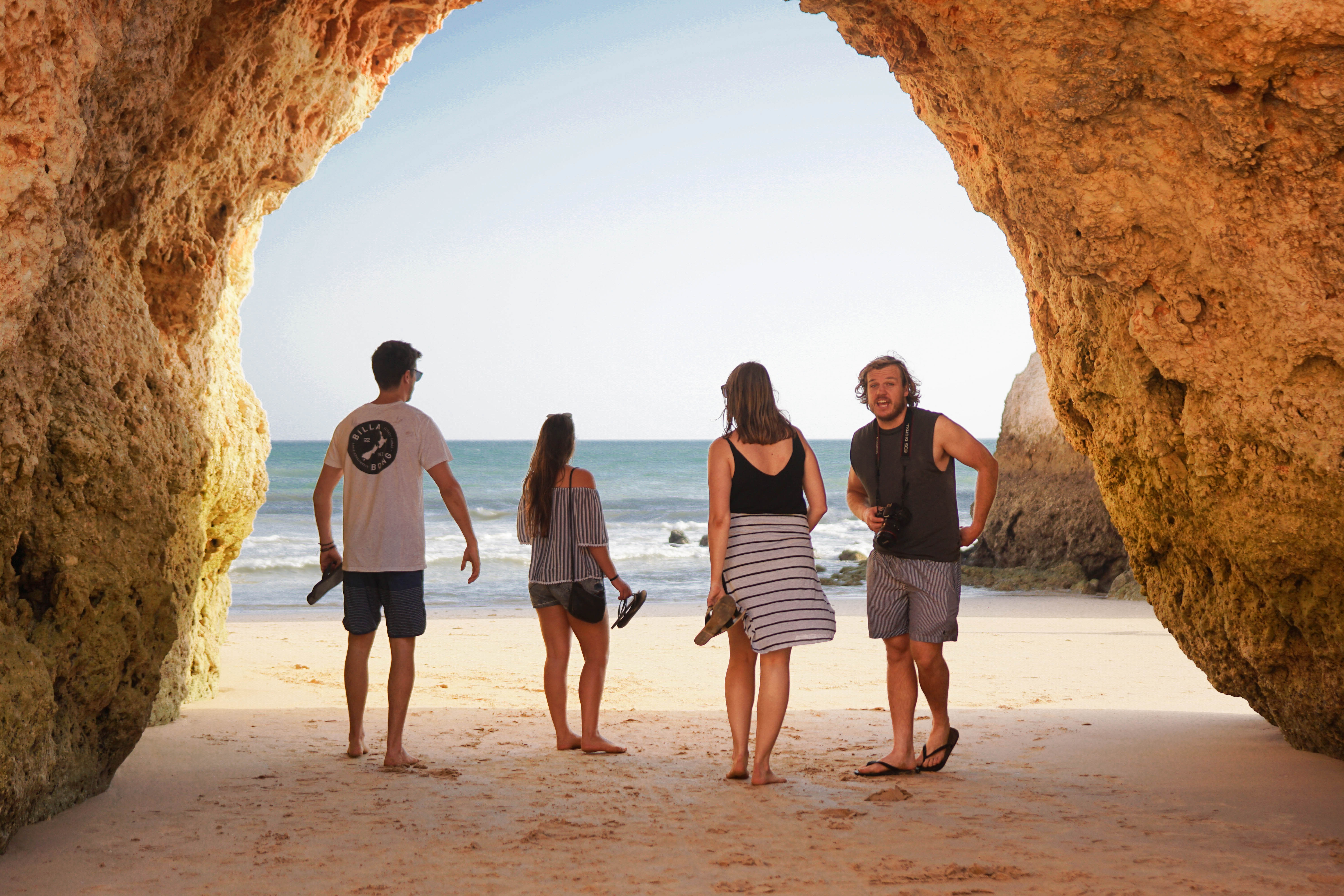 Portugal Road Trip Itineray : Alvor, Algarve Coast, Portugal