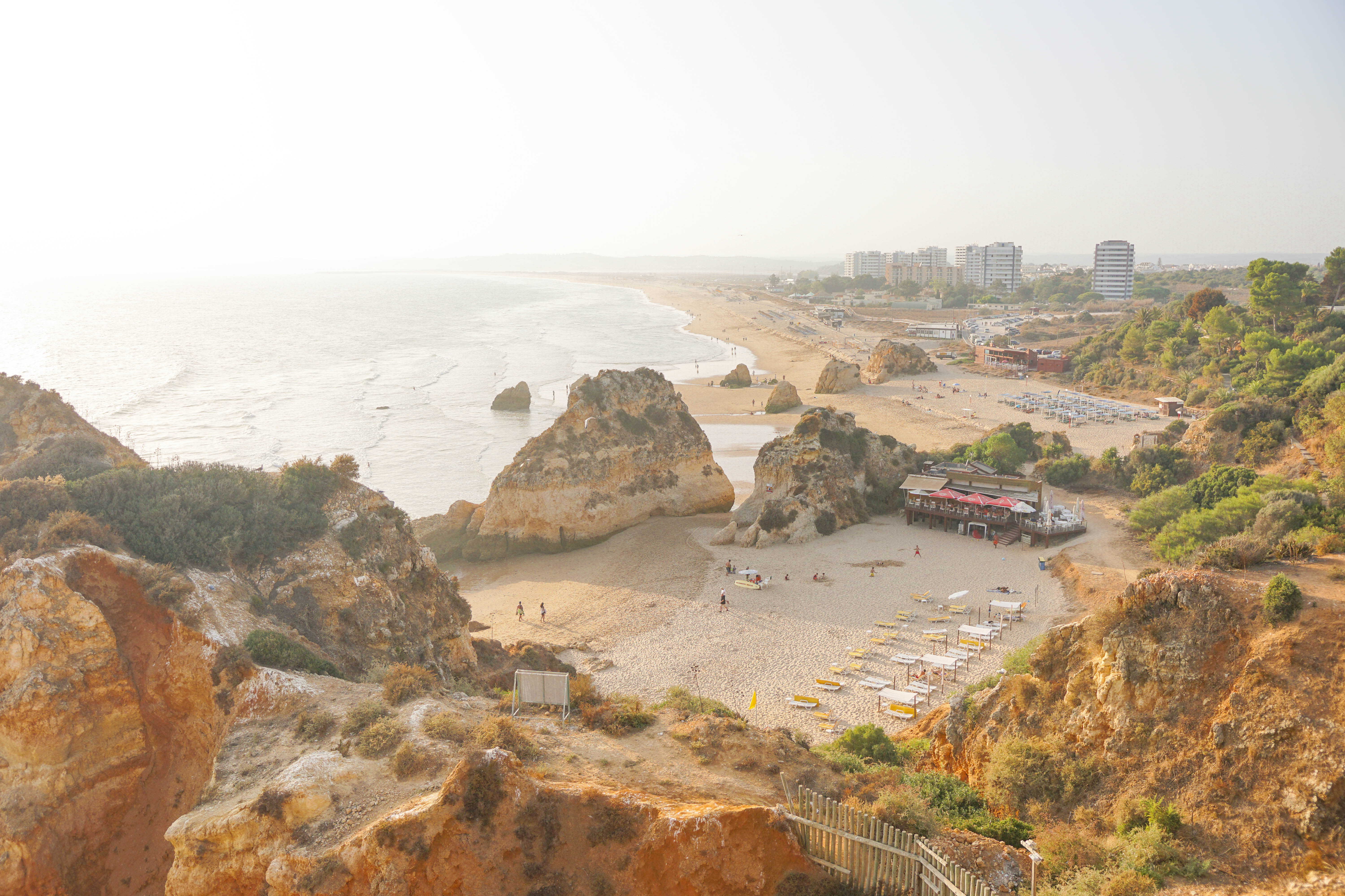 Portugal Road Trip Itineray : Alvor, Algarve Coast