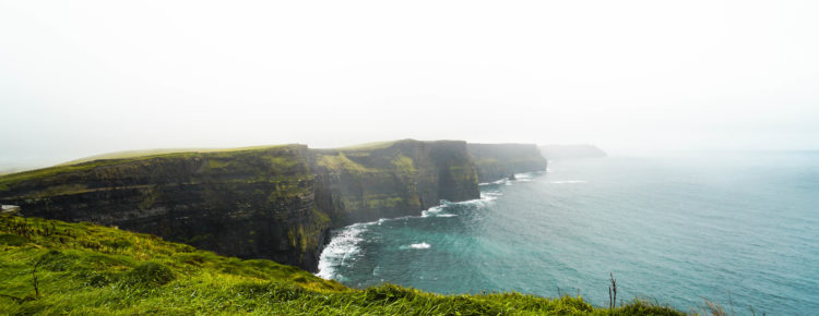Cliffs of Moher Ireland | Intrepid Introvert