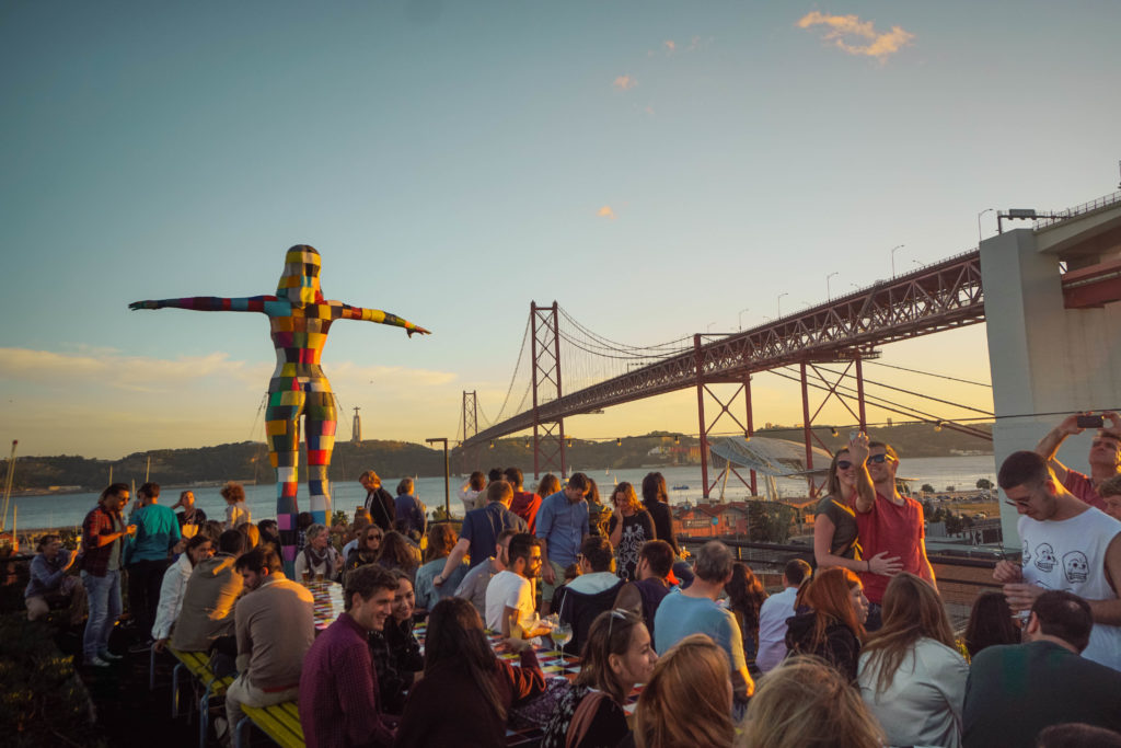 Portugal Road Trip Itinerary : Lisbon, Portugal