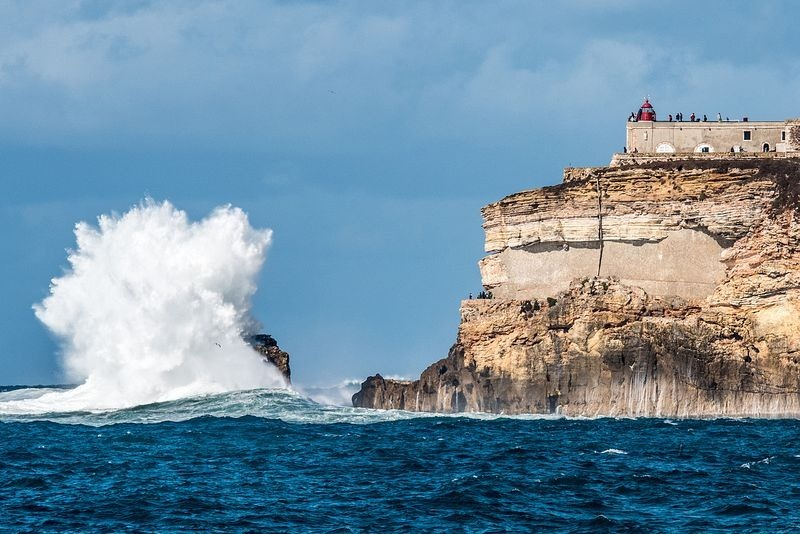 Nazare - Portugal Road Trip 14 Must See Places! | Intrepid Introvert