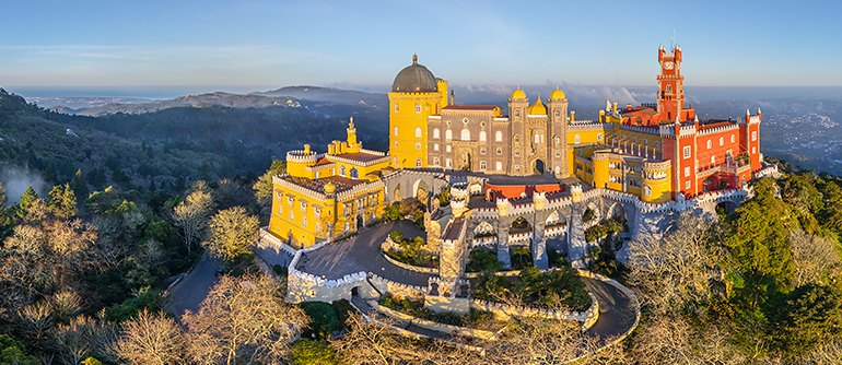 Portugal Road Trip Itinerary : Sintra, Portugal